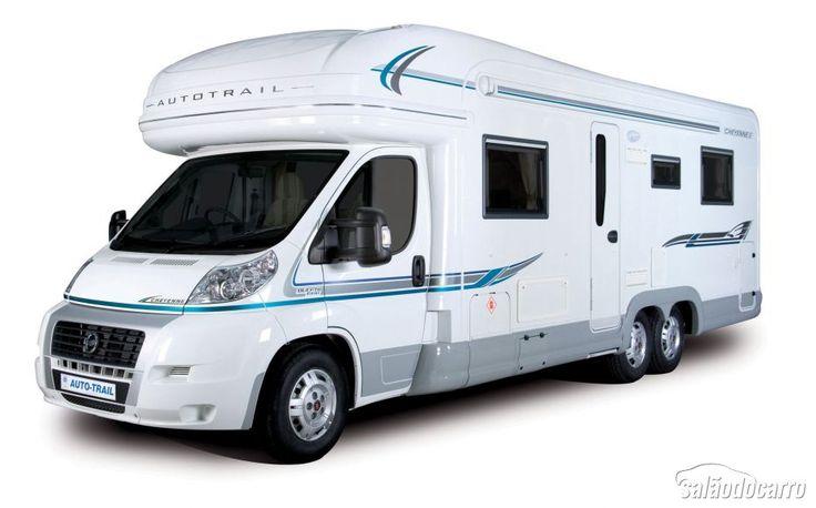 trailer ou motorhome
