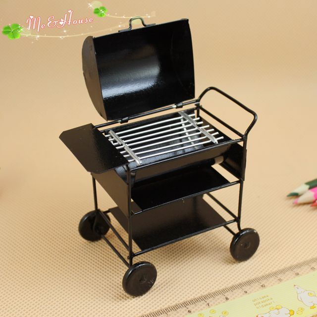 Find More Information about 1:12 Scale Dollhouse Miniature BBQ Grill Outdoor Barbeque Barbecue,High Quality barbecue grill sale,China grill Suppliers, Cheap grill range from QQ's Dollhouse on Aliexpress.com