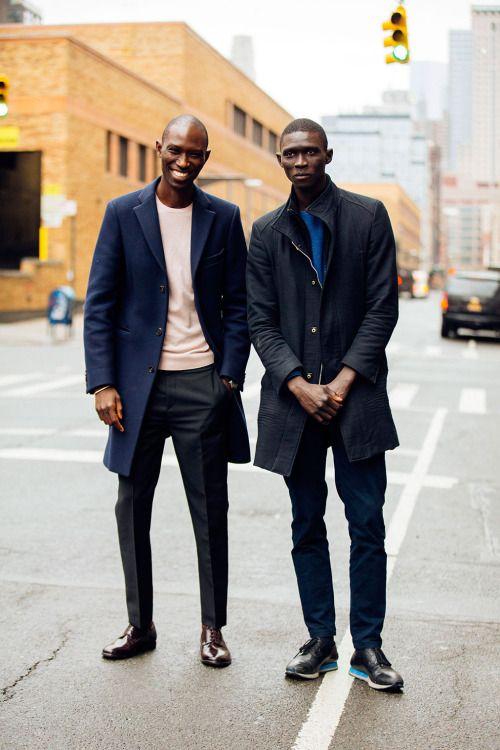 NYFW: Men's F/W 2016 Armando Cabral & Fernando Cabral