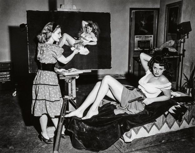 the art of pin up ....... http://athensflyers.gr/