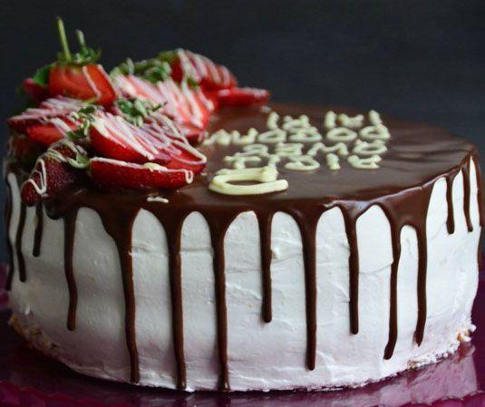 Doğum günü pastası soran çok oluyor sizlere de fikir olsun. Pofuduk kocaman kabaran harika bir kek oldufavorilerinize ekleyebilirsiniz...