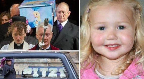 """Un funerale da principessa a tema """"Frozen"""". Ecco l'addio dei genitori alla figlia di 4 anni"""