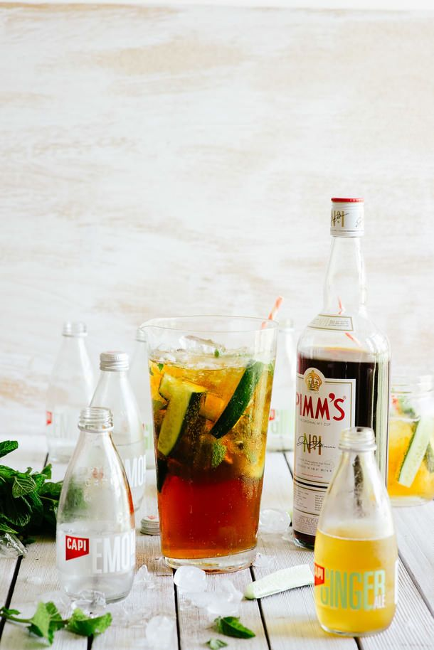 Pimms No 1 Cup Summer Cocktail | Sips | Pinterest | Pimm's, Summer ...