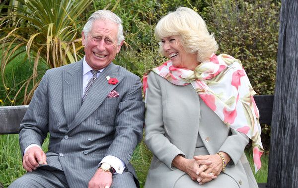 Camilla Parker Bowles Photos - The Prince of Wales & Duchess of Cornwall Visit New Zealand - Day 2 - Zimbio
