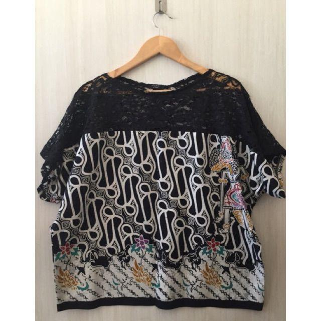 Temukan dan dapatkan Atasan/blouse batik  hanya Rp 125.000 di Shopee sekarang juga! http://shopee.co.id/imanggoethnic/306464956 #ShopeeID