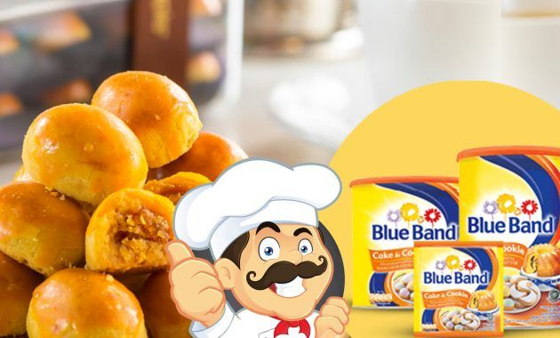 Resep Nastar Blue Band Cake And Cookies Nastar Kue Resep