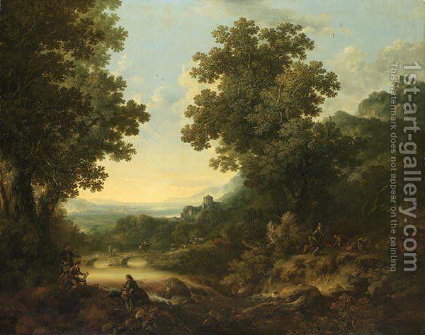 Pastoral Landscape Landscape Paintings Antique Landscapes Oil Painting Landscape