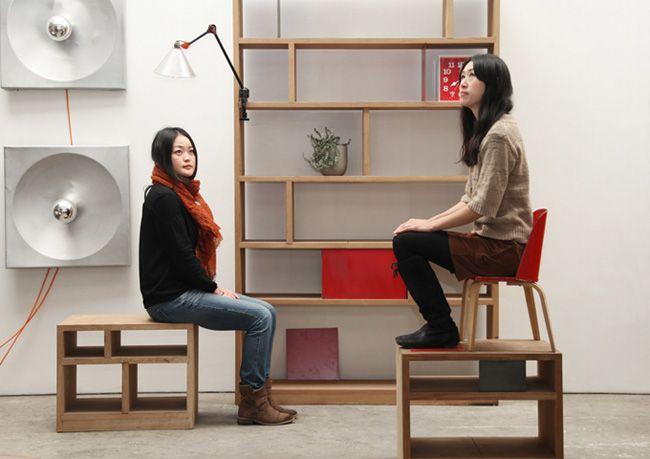 L'atelier 154, boutique de design vintage et éditeur de mobilier #design #oberkampf