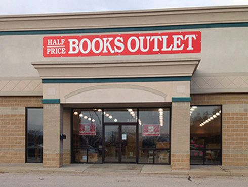 Half Price Books - Outlet at Whitehall Crossing - Bloomington, Indiana