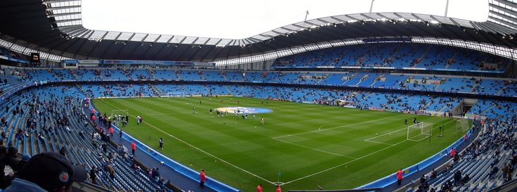 City of Manchester Stadium - Manchester City