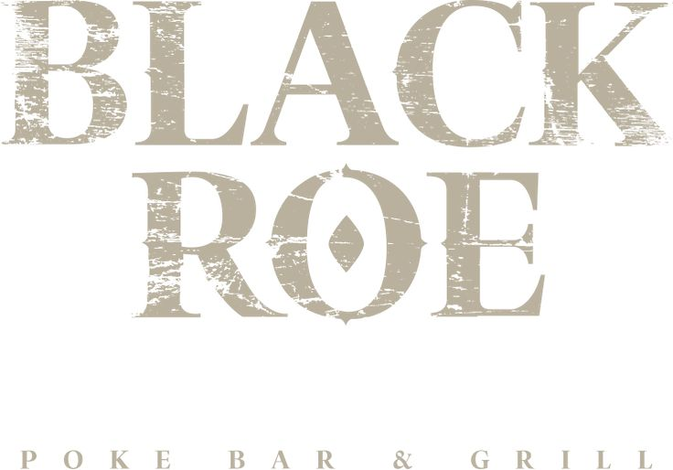 Black Roe | Poke Bar & Grill | Mayfair | London