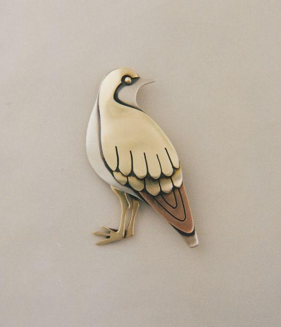 The Jewelry of Ahlene Welsh - Golden Plover