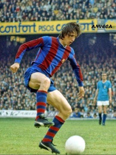CRUYFF (F.C. Barcelona - 1974)