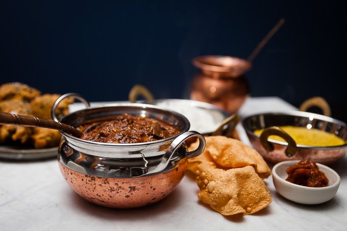 Beef Madras Curry Recipe | Tonic and Soul | http://www.tonicandsoul.com/beef-madras-curry/