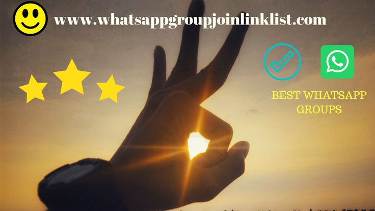 Best WhatsApp Groups: Best WhatsApp Group Join Link List