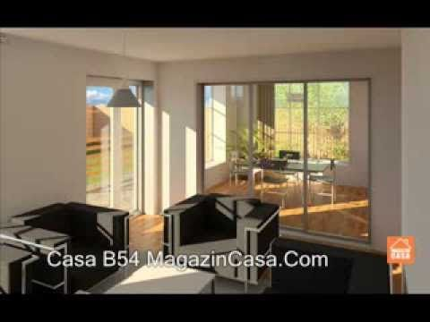 Proiect Casa Cu Mansarda Si Garaj Timisoara Casa B 54