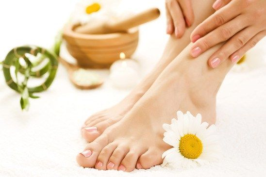 Every woman needs to take care of her feet. Their good appearance is as important as one of the hands.