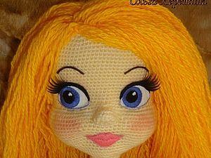 Советы по оформлению личика кукол - Ярмарка Мастеров - ручная работа, handmade