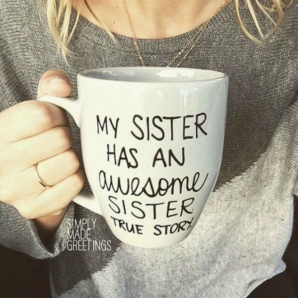 It seems a bit surreal that I now have a sister to chat with on the phone.  Each phone call usually lasts hours, till we're both exhausted. Trying to catch up on time we didn't get to share growing up