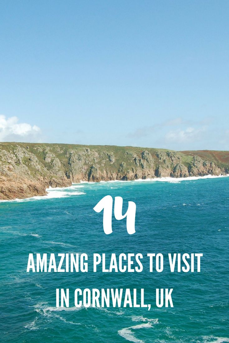 14 Amazing Places You Must Visit In Cornwall, Uk Add These Destinations To  Your