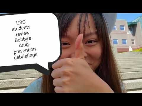 (2) Drug Prevention Talks, free, Vancouver BC, Bobby the Magician - YouTube