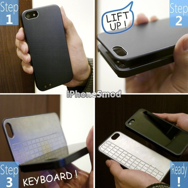 iPhone5mod launches 2mm thin magnetic hybrid game controller/keyboard for iPhone 5 | 9to5Mac