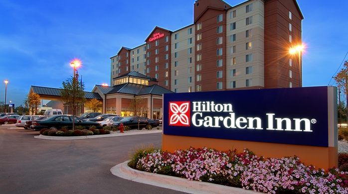 Hilton Garden Inn Chicago OHare Airport Hotel, IL - Hotel Exterior | IL 60018