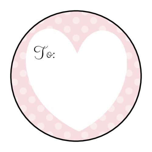 476 best images about free label printables on pinterest for Circle gift tag template