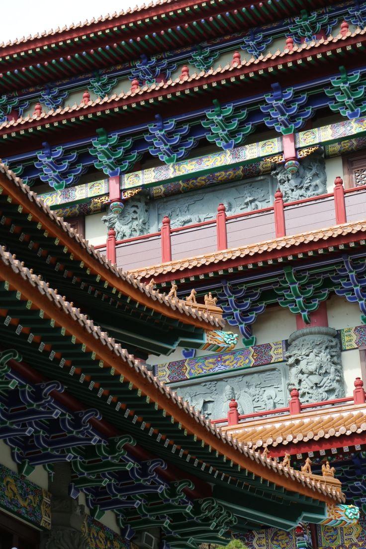 Hong Kong - Besuch im Tao-Temple und beim Buddha
