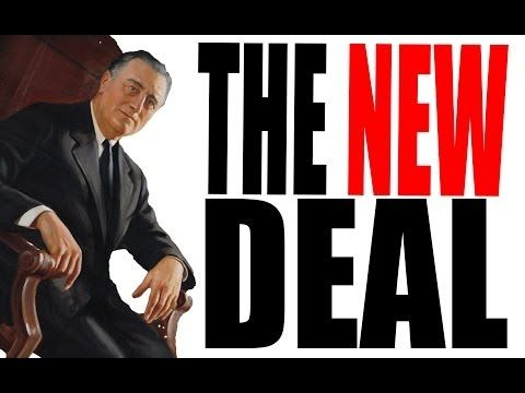 ▶ The New Deal for Dummies: FDR's Alphabet Agencies -- US History Review - YouTube