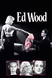 Ed wood starring Johnny Depp