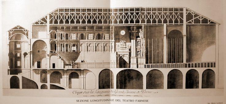 Teatro Farnesio. Parma