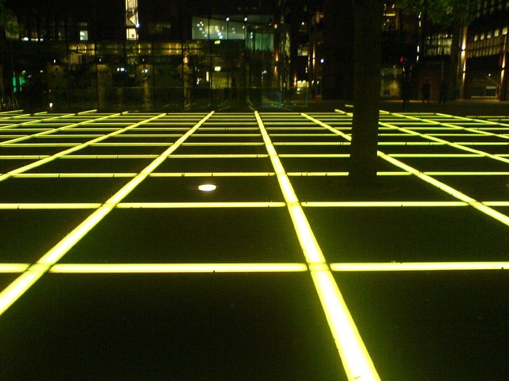 floor street lighting - Google Search