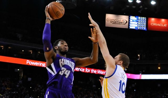 Warriors acquire Jason Thompson from Sixers for Gerald Wallace