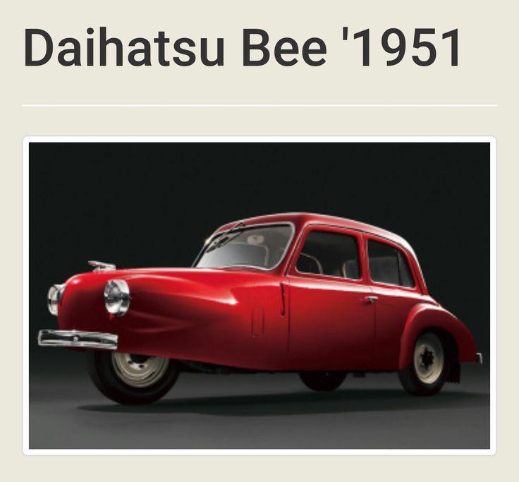 Daihatsu Car Wallpaper: Best 25+ Microcar Ideas On Pinterest