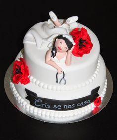 pasteles de despedida de soltera bonitos - Buscar con Google
