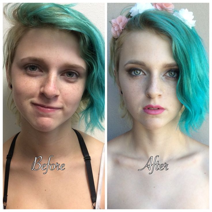 Advanced makeup academy- editorial makeup