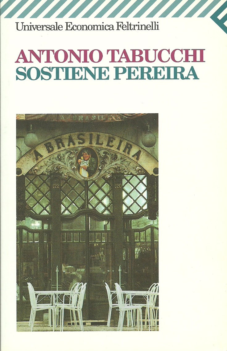 A wonderful book about political engagement, located in the 1930's years at Lisboa. Antonio Tabucchi is italian and this book is also famous for beeing a symbol against Berlusconi. There's an homonym movie with Marcello Mastroianni.