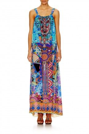 ALICE IN ESSAOUIRA DRAWSTRING DRESS $479