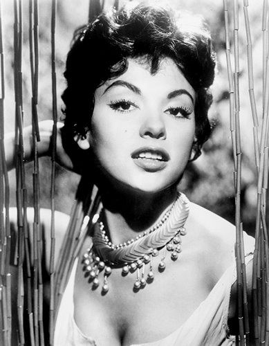 Rita Moreno - The only Hispanic performer to have won an Emmy, a Grammy, an Oscar and a Tony. She was the second Puerto Rican actress to win an Academy Award.