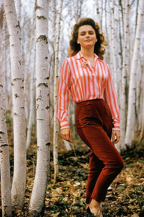 Lady Hollywood — sharontates: Lee Remick in a promotional photo...