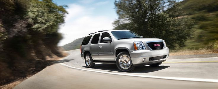 2014 GMC Yukon http://www.gmlexington.com/gmc-yukon-cars-lexington