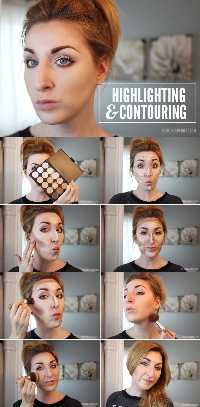 53 Best Highlight And Contour