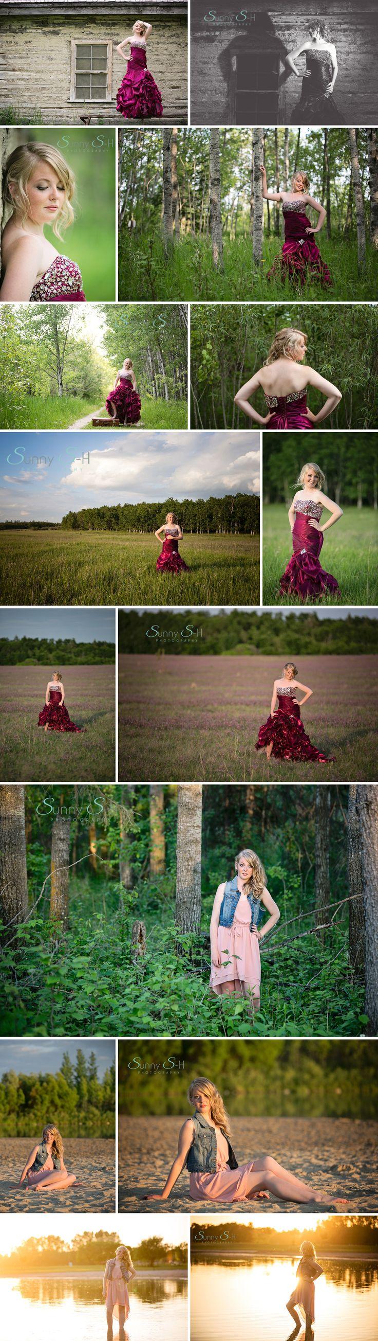 Rhian - Grad 2013 - Winnipeg Portrait Photographer, Sunny S-H Photography