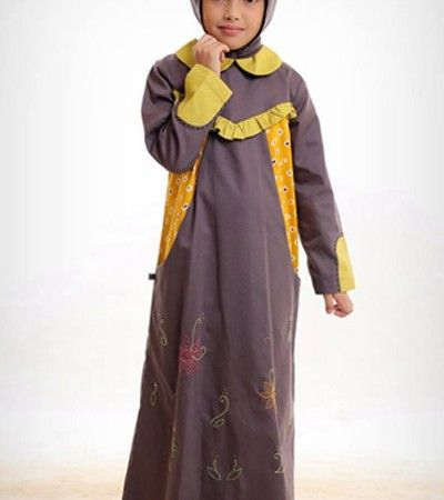 Baju Muslim Azka Gamis Anak Let's Play 1 GASK 16 – Abu Shark