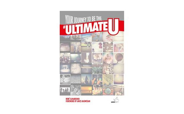 Your journey to be the ultimate U book by @reneCC