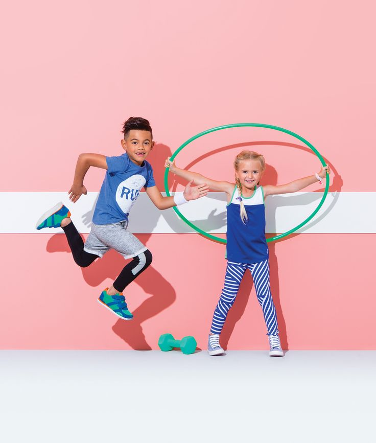 Cotton On Kids Active Campaign 2016 // www.cottononkids.com