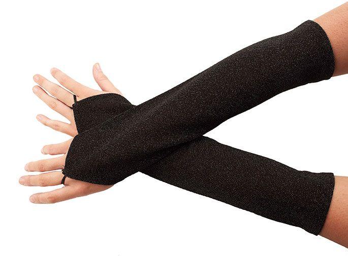 Guantes de purpurina sin dedos* - Move Dancewear® ES