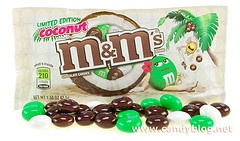 Limited Edition M&Ms Coconut