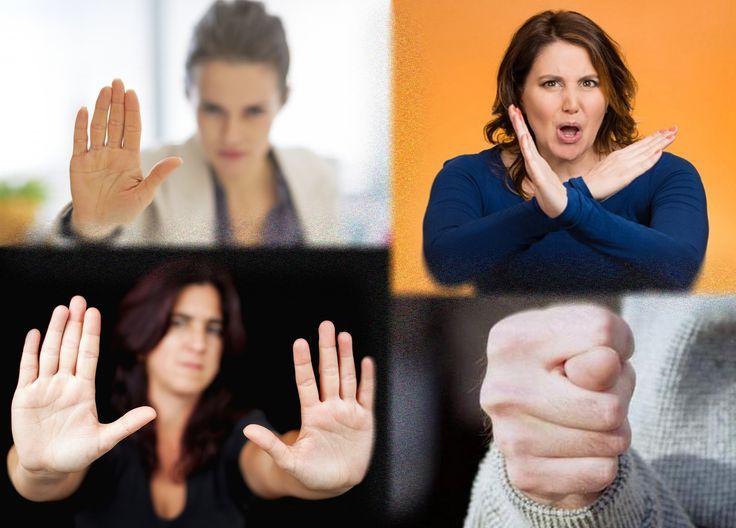 жесты отрицания